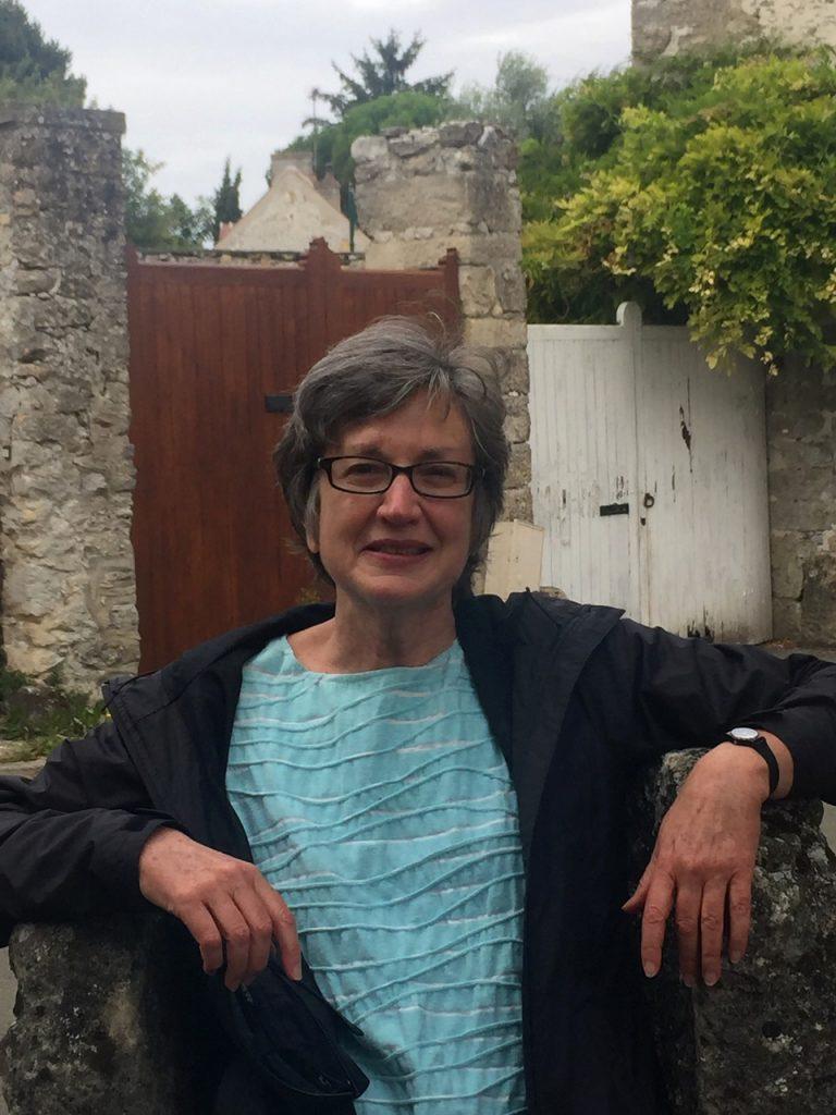 Marsha Pomerantz, Chérence, France